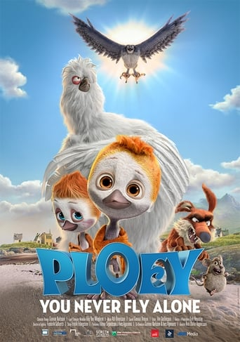 Poster for PLOEY - You Never Fly Alone
