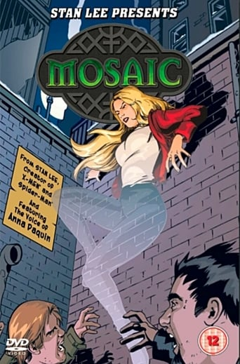 Poster of Stan Lee Presents: Mosaic