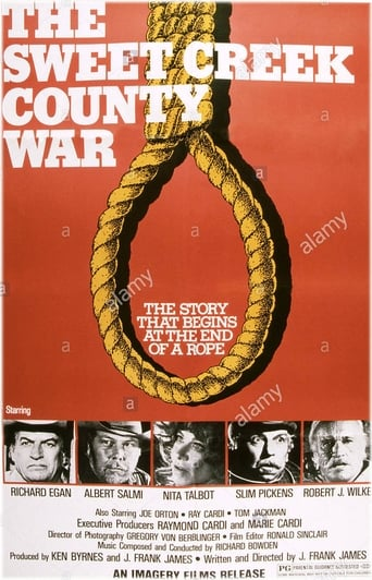 Poster of The Sweet Creek County War
