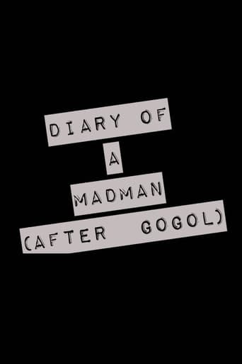 Poster of Diary of a Madman