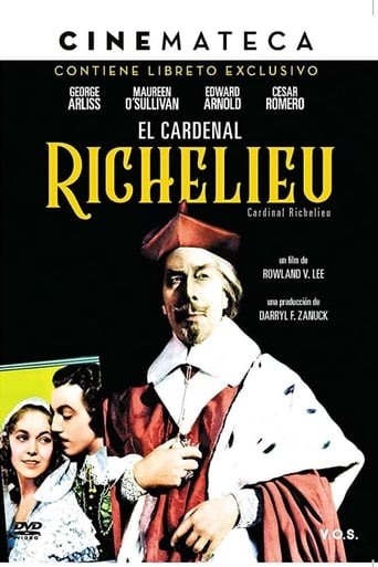 Poster of Cardinal Richelieu