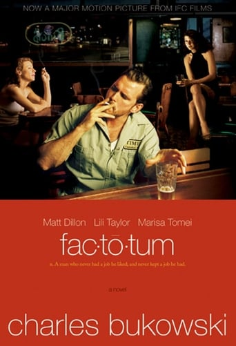 Poster of Factotum