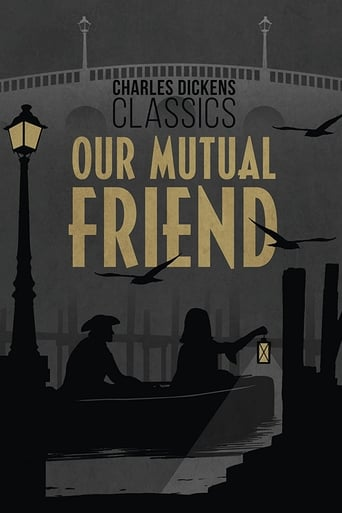 portada Our Mutual Friend