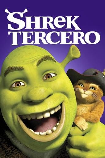 Poster of Shrek Tercero