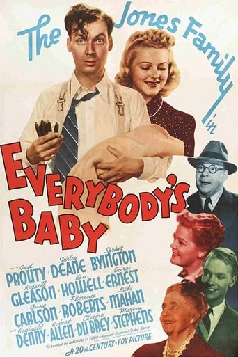 Poster of Everybody's Baby