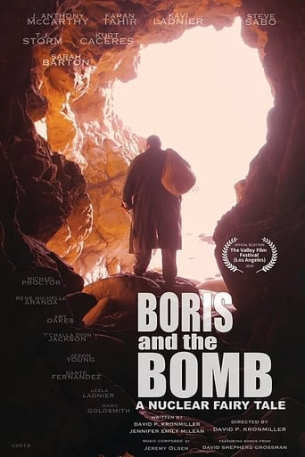 Poster of Boris and the Bomb