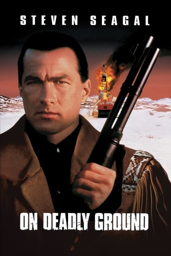 voir film Terrain miné  (On Deadly Ground) streaming vf