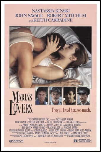Poster of Maria's Lovers