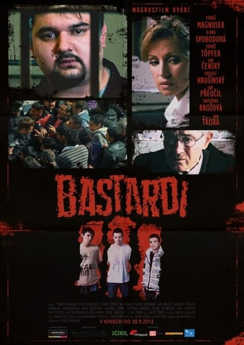 Poster of Bastardi 3