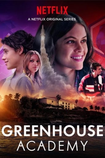 Poster of Greenhouse Academy