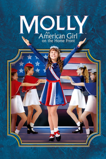 Poster of Molly: An American Girl on the Home Front