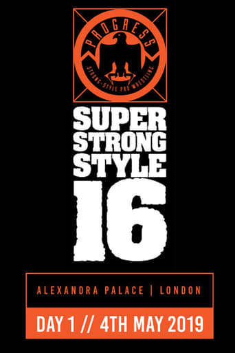 Poster of PROGRESS Chapter 88: Super Strong Style 16 - Day 1