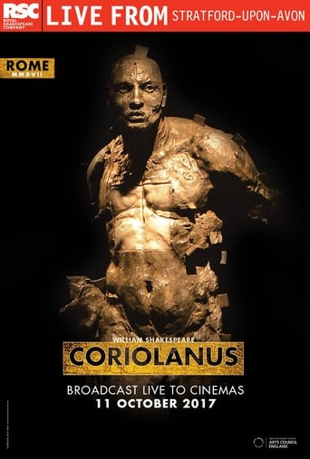 Poster of RSC Live: Coriolanus