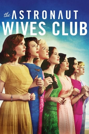 Poster of The Astronaut Wives Club