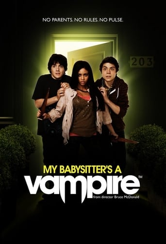 Poster of My Babysitter's a Vampire