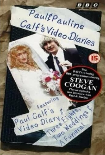 Poster of Paul and Pauline Calf's Video Diaries