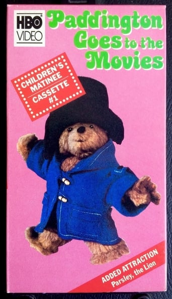 Poster of Paddington Bear Goes to the Movies