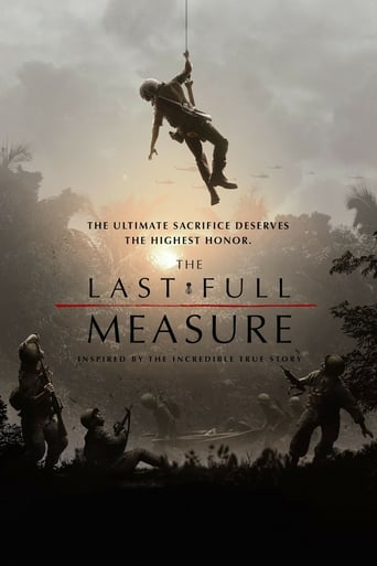 The Last Full Measure Poster