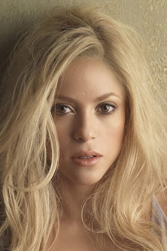 Shakira alias Gazelle (voice)