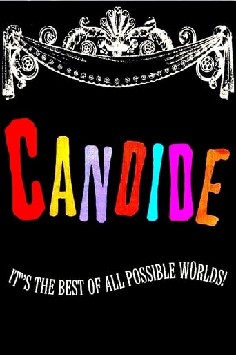 Poster of Candide