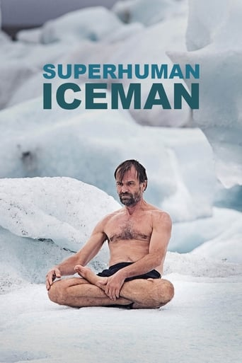 Poster of Inside the Superhuman World of the Iceman