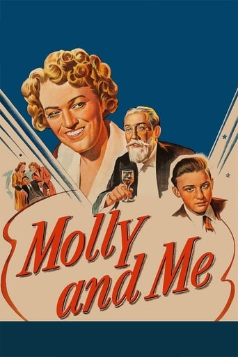 Poster of Molly and Me