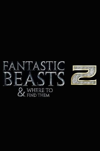 Poster of Fantastic Beasts and Where to Find Them 2