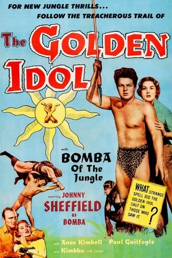 Poster of The Golden Idol