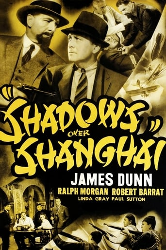 Poster of Shadows Over Shanghai