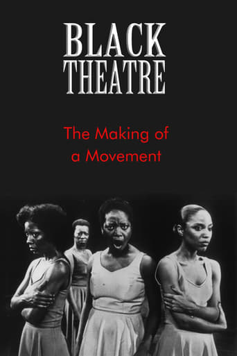 Black Theatre: The Making of a Movement