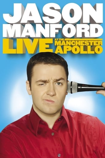 Poster of Jason Manford: Live at the Manchester Apollo