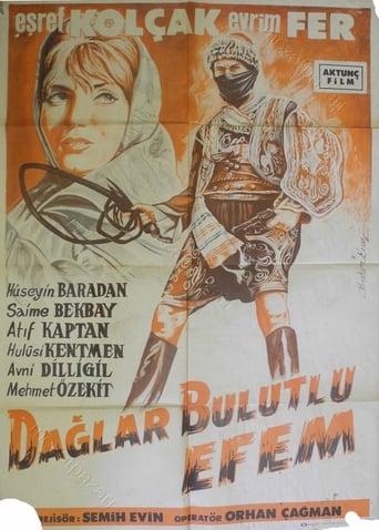 Poster of Dağlar Bulutlu Efem