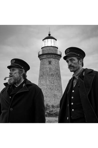 Poster The Lighthouse (2019