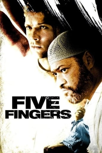 Poster of Five Fingers