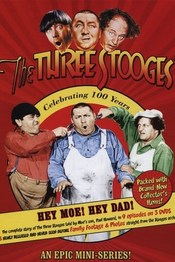 Poster of The Three Stooges: Hey Moe! Hey Dad!