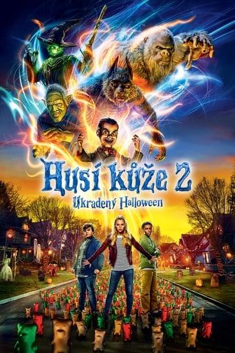 Poster of Husí kůže 2: Ukradený Halloween