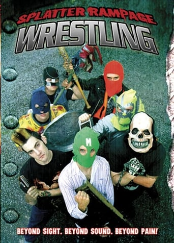Watch Splatter Rampage Wrestling 2003 Free Online