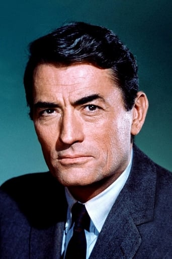 Gregory Peck alias Lee Heller