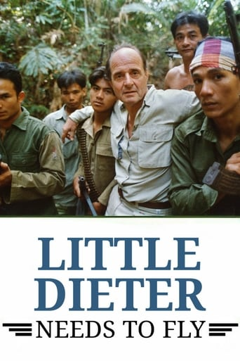 Poster of Little Dieter Needs to Fly