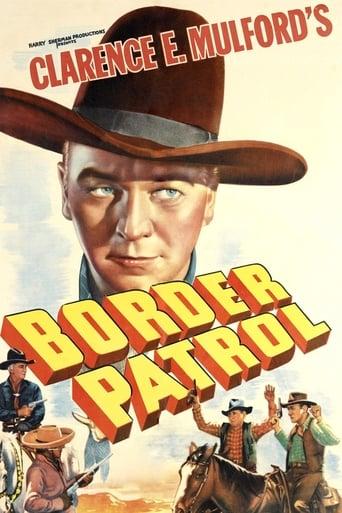 Poster of Border Patrol