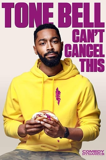Poster of Tone Bell - Can't Cancel This