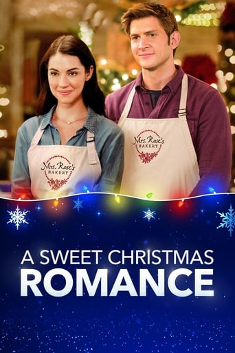 A Sweet Christmas Romance Poster