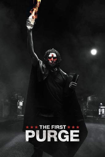Poster of The First Purge