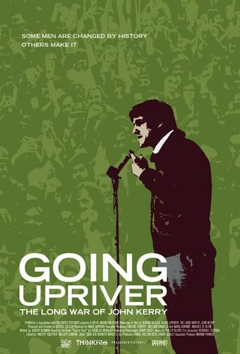 Poster of Going Upriver: The Long War of John Kerry