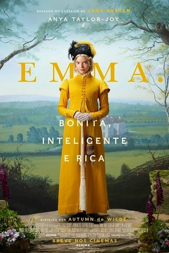 Emma - Poster