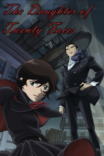 Poster of The Daughter of Twenty Faces
