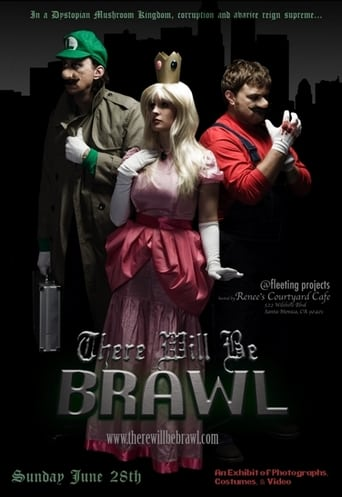 Poster of There Will Be Brawl