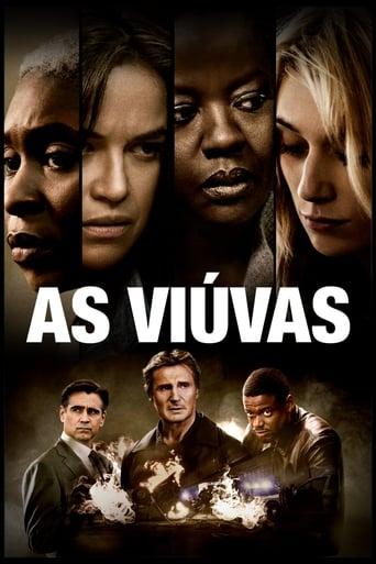 As Viúvas - Poster