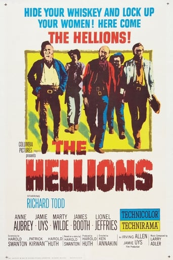 Poster of The Hellions