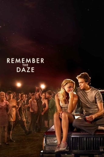 Poster of Remember the Daze